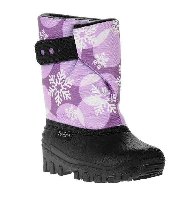 Зимние сноубутсы tundra girl teddy snowboot.  оригинал.