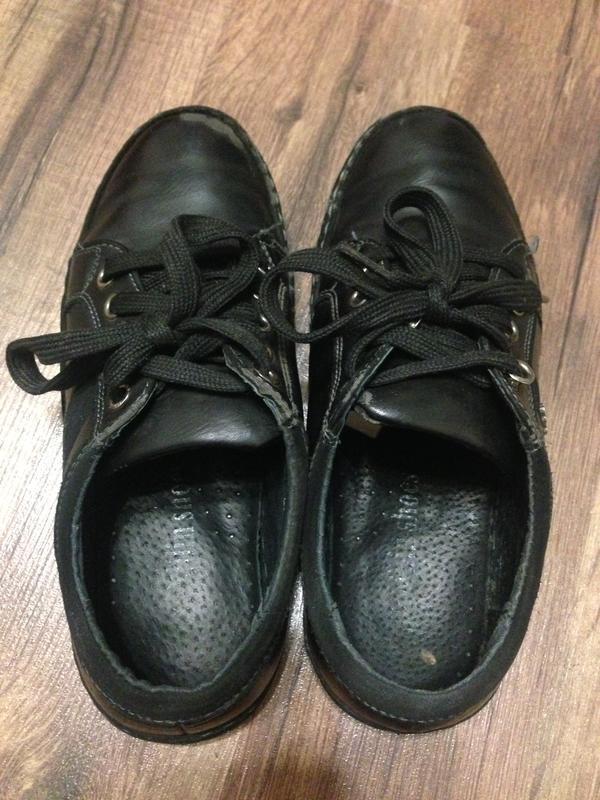 Туфли для мальчика,нат.кожа,стелька 20см - Фото 3