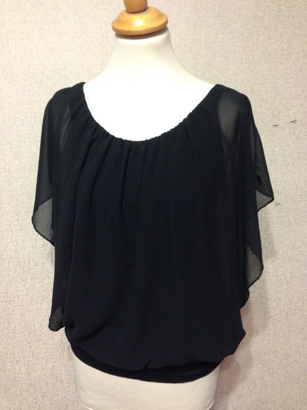 Кофточка,блуза очень красивая и комфортная,р.s,м,l