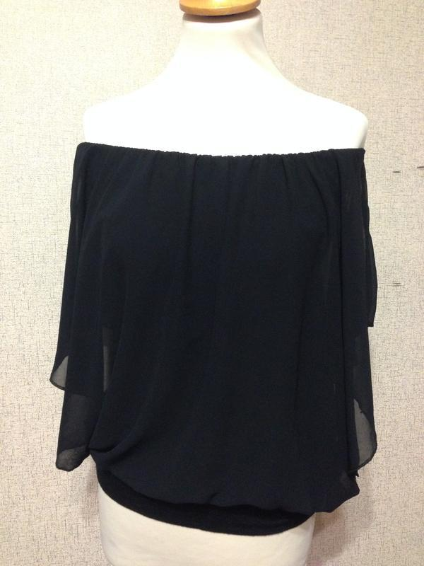 Кофточка,блуза очень красивая и комфортная,р.s,м,l - Фото 2
