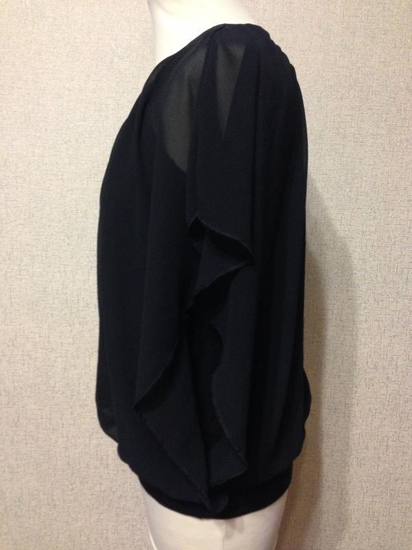 Кофточка,блуза очень красивая и комфортная,р.s,м,l - Фото 3