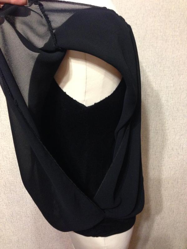 Кофточка,блуза очень красивая и комфортная,р.s,м,l - Фото 4