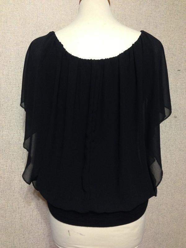 Кофточка,блуза очень красивая и комфортная,р.s,м,l - Фото 5