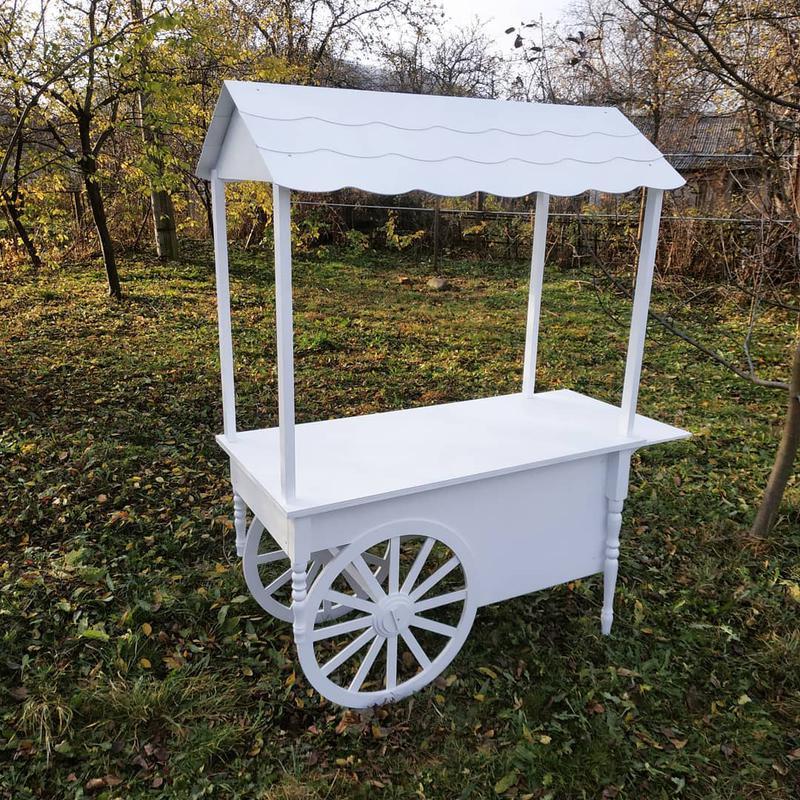 Декор для дитячої фотозони детской крісло трон стульчик одиничка - Фото 9