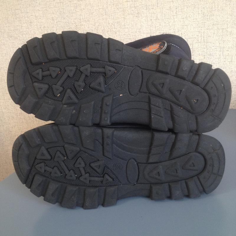 Сапоги-ботинки wild world,р.32-33 - Фото 4