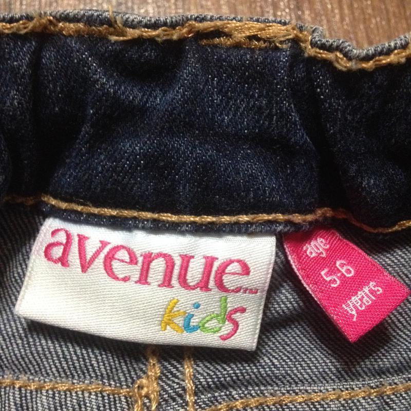 Джинсы avenue kids,р.110-116,5-6л - Фото 4