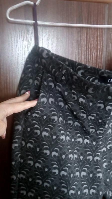 Укороченные брюки - Фото 3