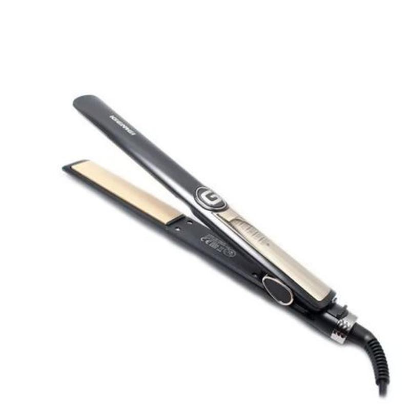 Плойка для волос утюжок выпрямитель для волос щипцы для выравн... - Фото 4