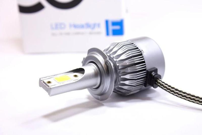 Автомобильные лампы светодиодные LED лампы лед ксенон автоламп... - Фото 2