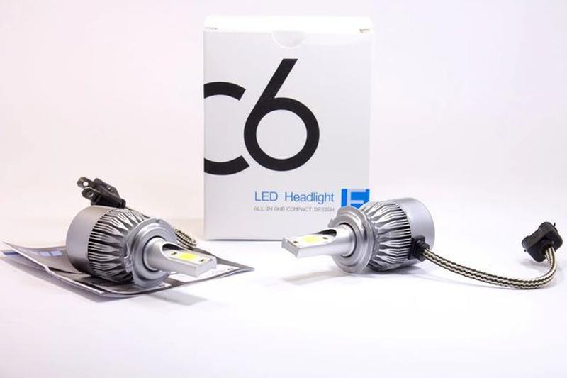 Автомобильные лампы светодиодные LED лампы лед ксенон автоламп... - Фото 3