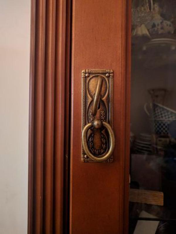 Витрина 1-дверная правая BFM Польша FIRENZE фирензе натурально... - Фото 3