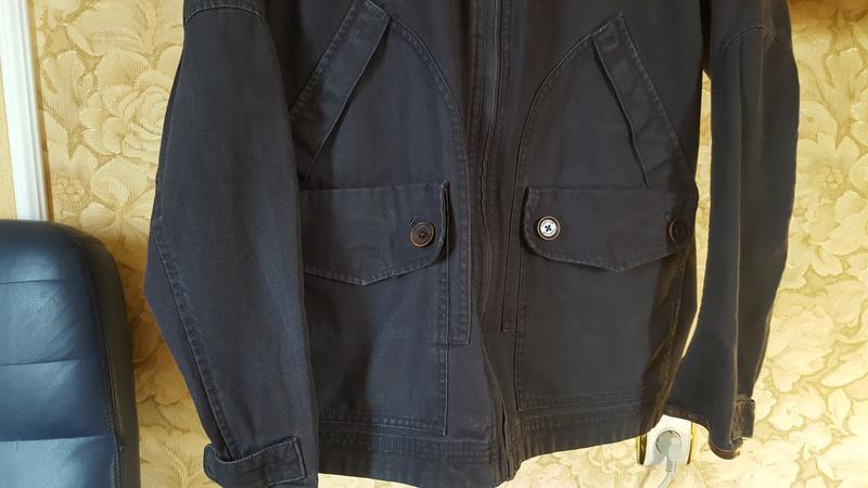 Куртка коттоновая timberland original - Фото 2