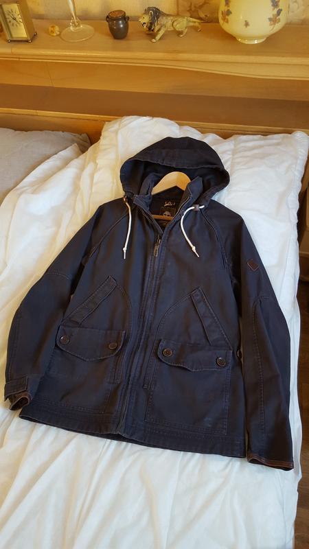 Куртка коттоновая timberland original - Фото 3