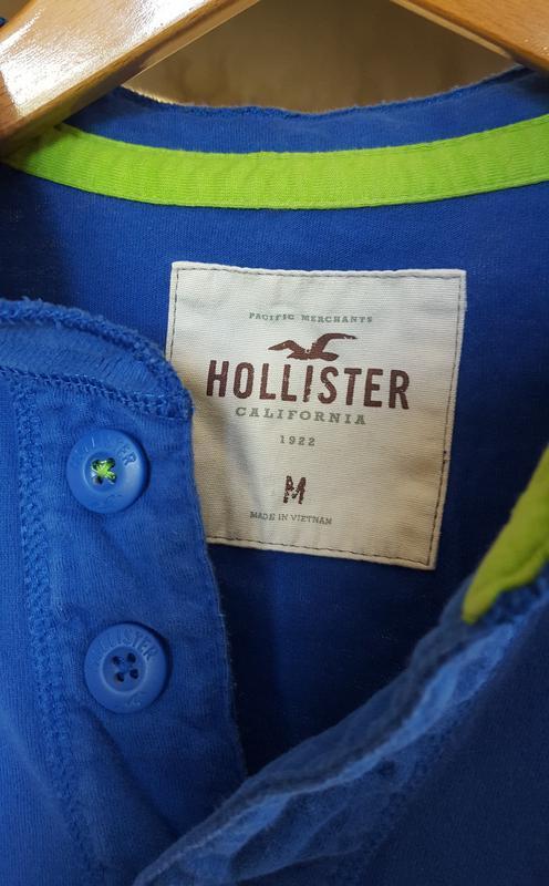 Кофта легкая hollister original - Фото 3