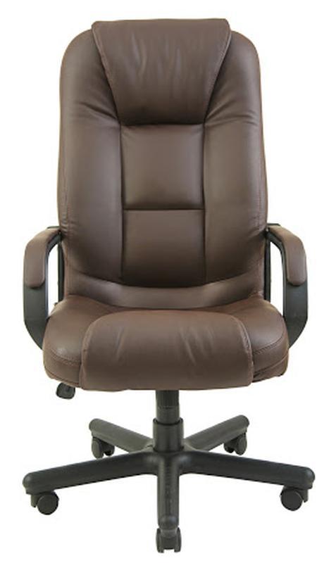 Кресло офисное обивка экокожа Севилья ПЛ - Фото 4