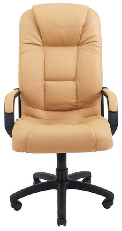 Кресло офисное обивка экокожа Севилья ПЛ - Фото 5