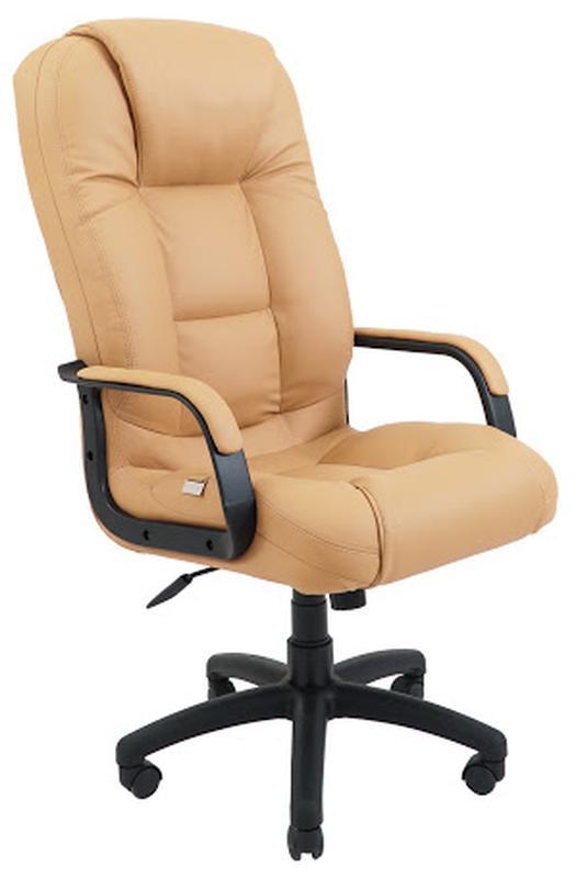 Кресло офисное обивка экокожа Севилья ПЛ