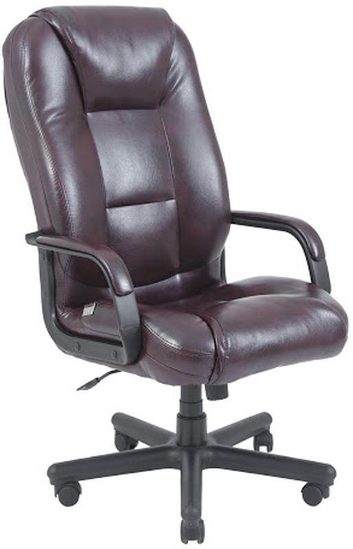 Кресло офисное обивка экокожа Севилья ПЛ - Фото 2