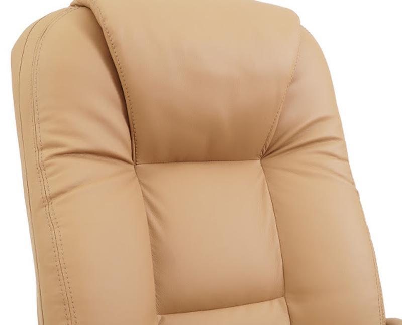 Кресло офисное обивка экокожа Севилья ПЛ - Фото 9