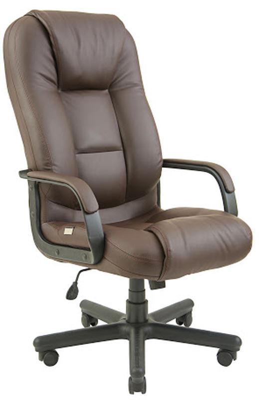 Кресло офисное обивка экокожа Севилья ПЛ - Фото 3
