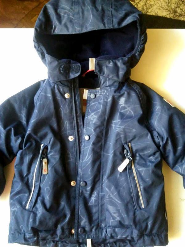 Пуховик куртка reima