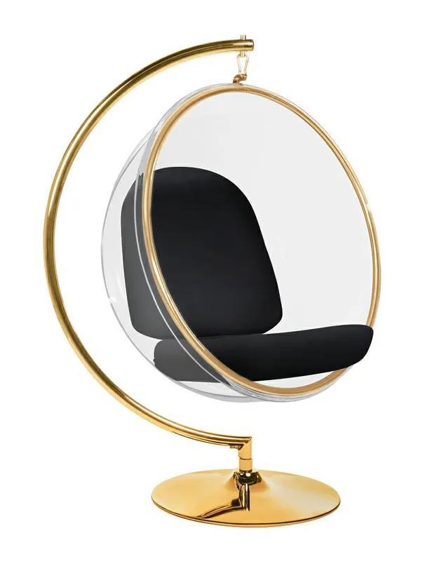 Дизайнерское кресло Bubble Chair.