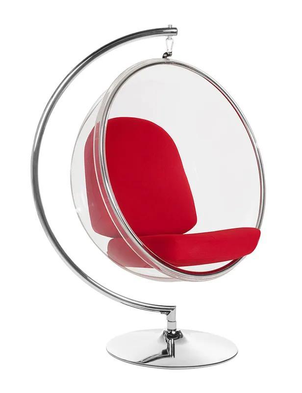 Дизайнерское кресло Bubble Chair. - Фото 3
