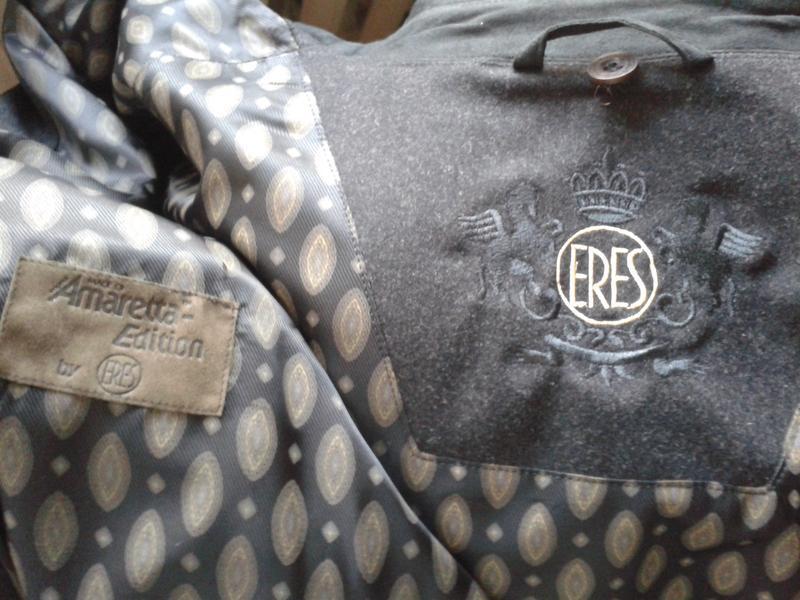 Куртка , мужская , фирмы eres , оригинал - Фото 4