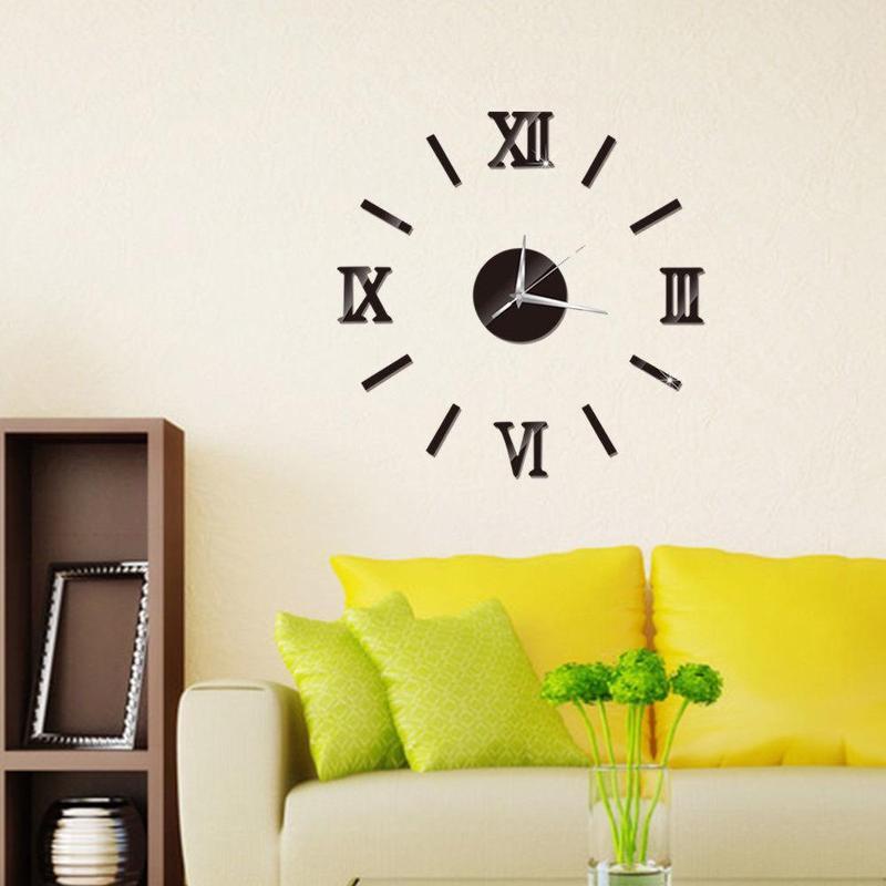 Настенные часы Римские цифры Новинка! - Фото 2
