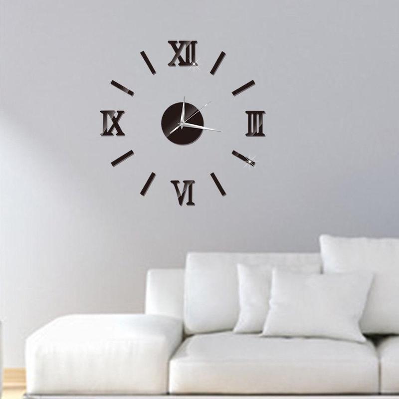 Настенные часы Римские цифры Новинка! - Фото 3