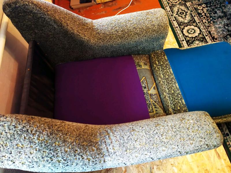 Кресло кровать - Фото 5