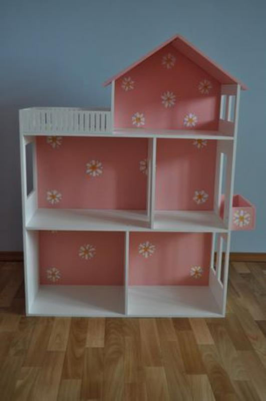 Дом для кукол барби Детская мебель Шкаф Кукольный домик - Фото 8
