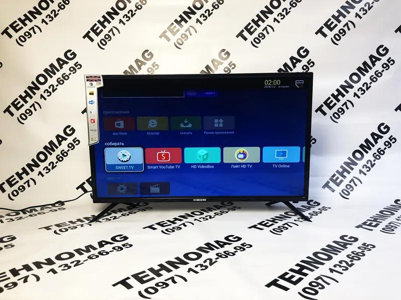 "Led Телевизор Samsung L34S 32"" дюйма Smart TV, FULL HD, WiFi, T2 - Фото 4"