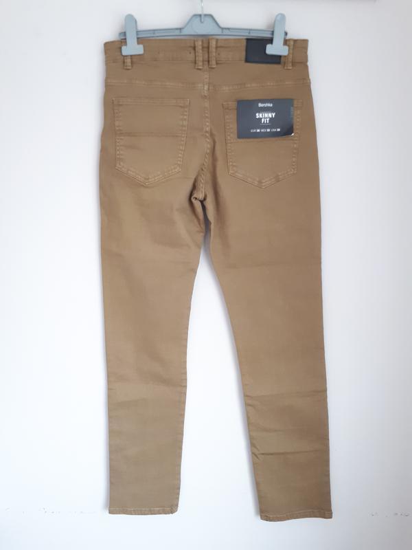 Джинсы, брюки bershka skinny fit 38(m), 40(l) размер - Фото 2