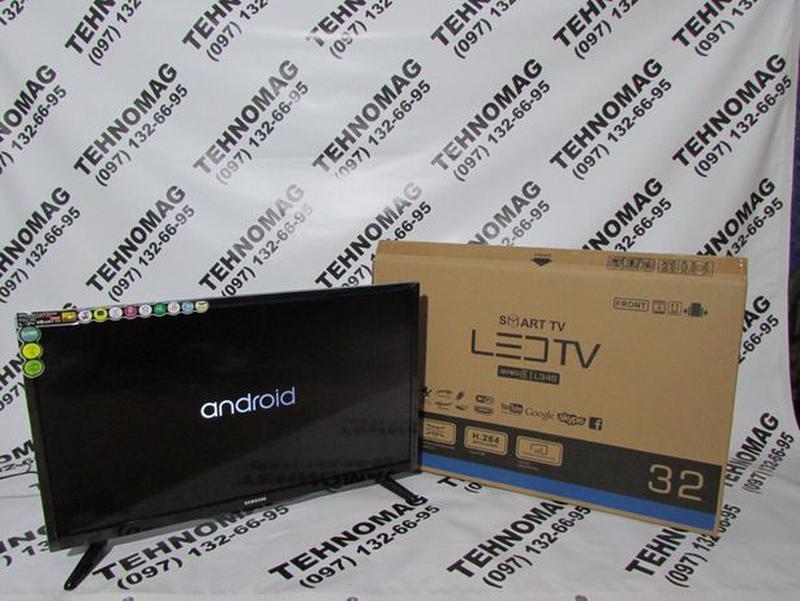 """Led Телевизор Samsung L34S 32"""" дюйма Smart TV, FULL HD, WiFi, T2 - Фото 8"""
