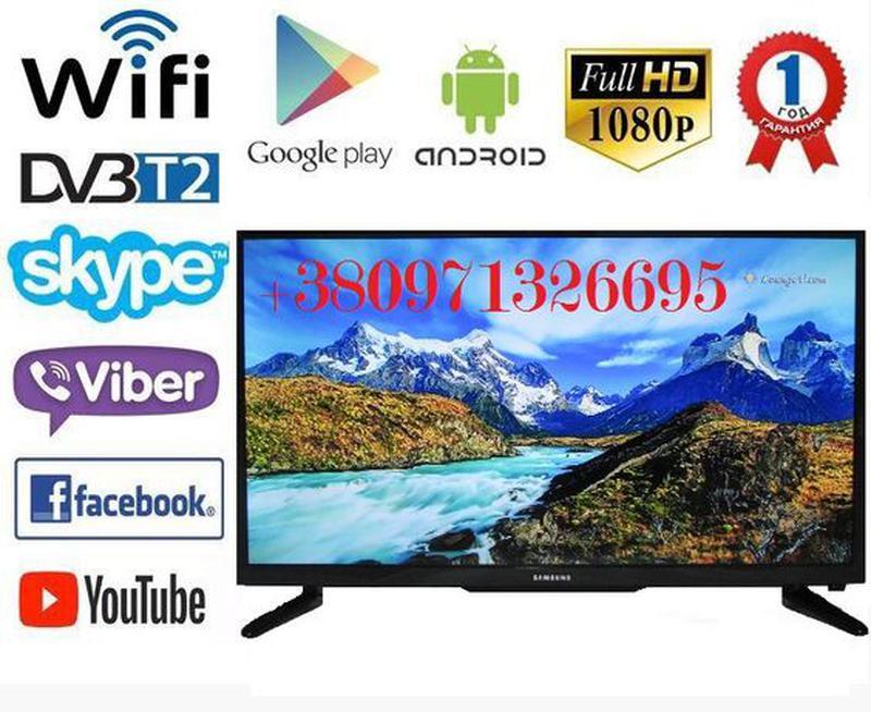 """Акция. Led Телевизор Samsung L34 6SERIES 32"""" дюйма Smart TV, W..."""