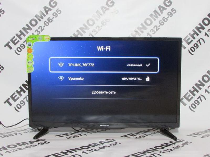 """Новый LED Телевизор Samsung 32"""",L34 6SERIES, Smart TV, Wi-Fi - Фото 2"""