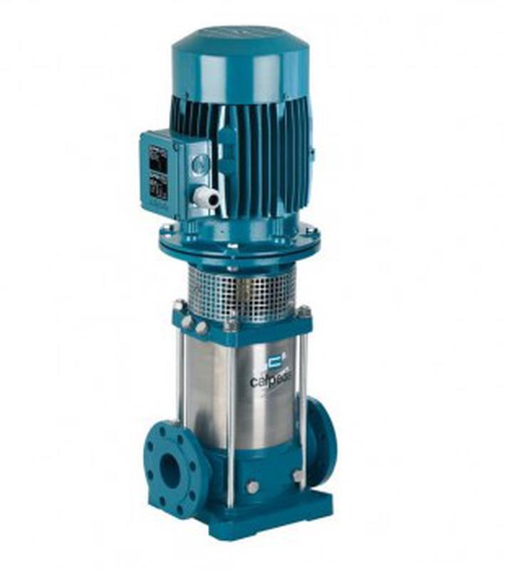 Вертикальный многоступенчатый насос Calpeda MXV 25-214/C 3 фаз