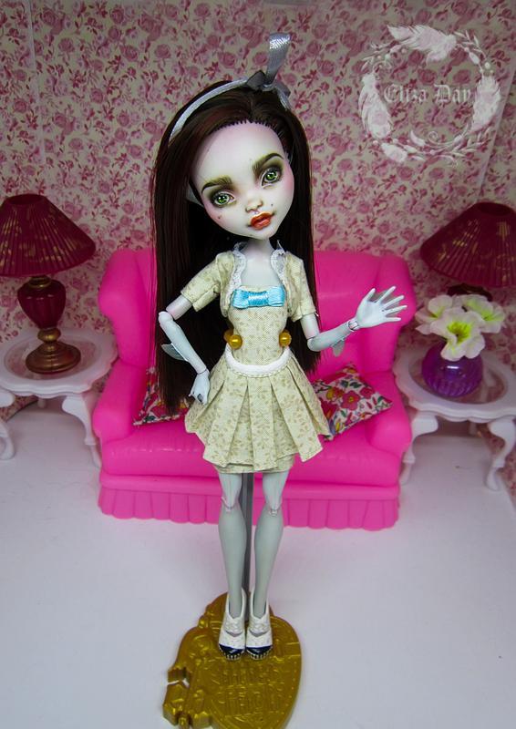 Лагуна Блю кукла Монстер Хай Ооак - Фото 7