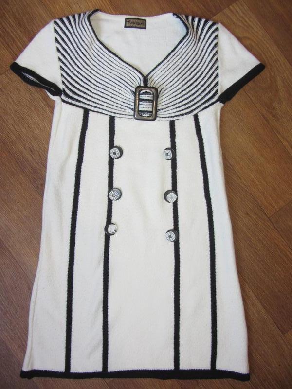 Мега крутое теплое платье туника 46 р.
