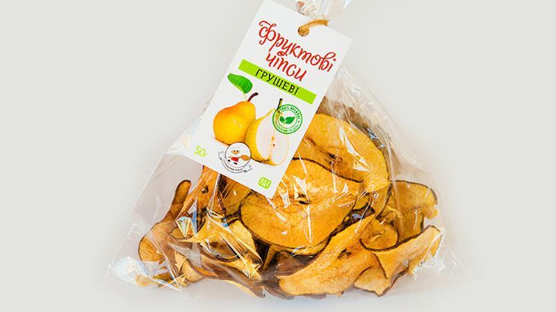 Фруктові чіпси апельсин - Фото 7
