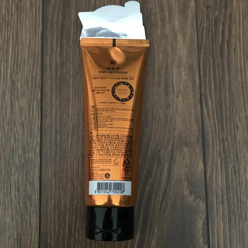 Питательная маска с маслами для поврежденных волос mise-en-sce... - Фото 2