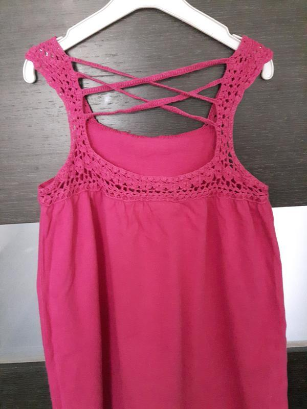 Розовое платье. - Фото 2