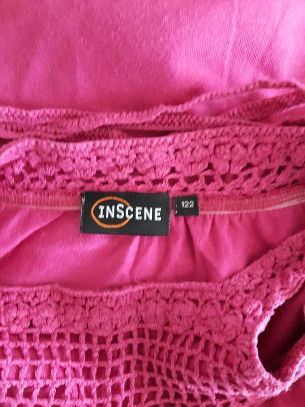 Розовое платье. - Фото 3
