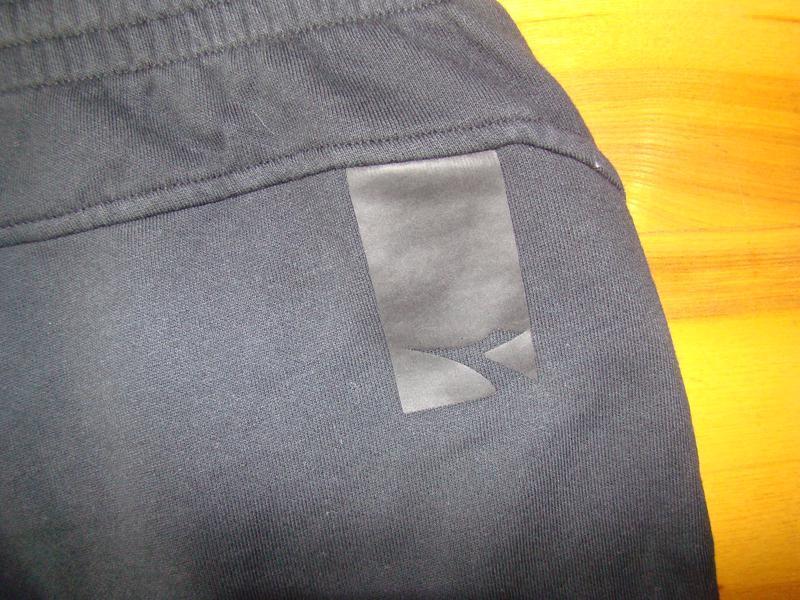 Спортивные брюки diadora pant fleece cuffed 160108-80013 - Фото 3