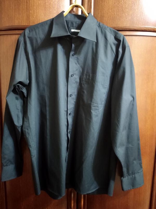 Рубашка pierre cardin (размер xxl).