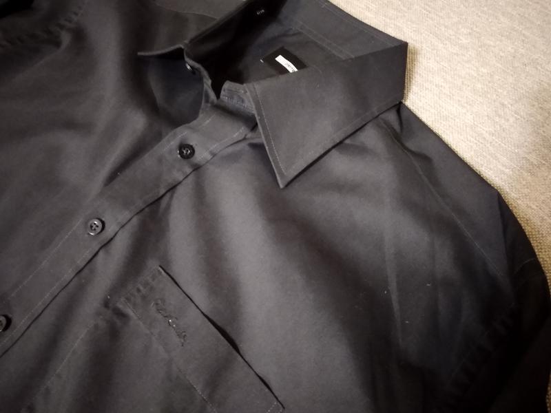 Рубашка pierre cardin (размер xxl). - Фото 4