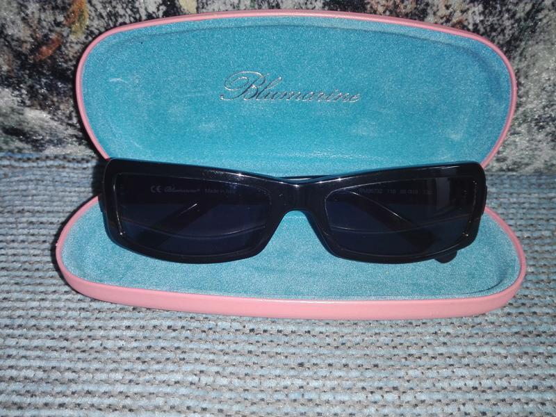 Солнцезащитные очки blumarine - Фото 2