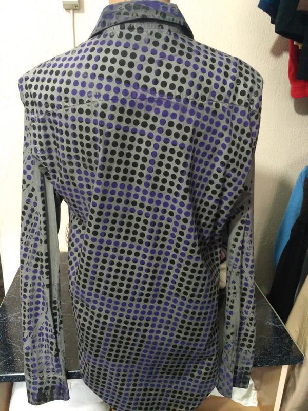 Распродажа рубашек! рубашка на высокого мужчину - Фото 3