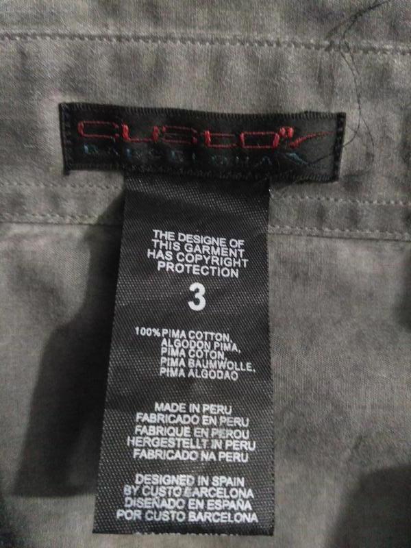 Распродажа рубашек! рубашка на высокого мужчину - Фото 4